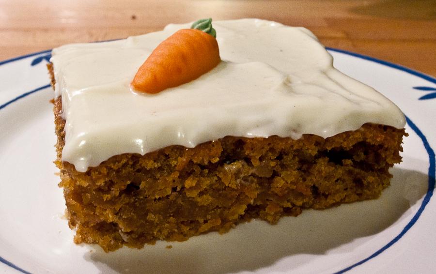 Karottenkuchen Infar Be